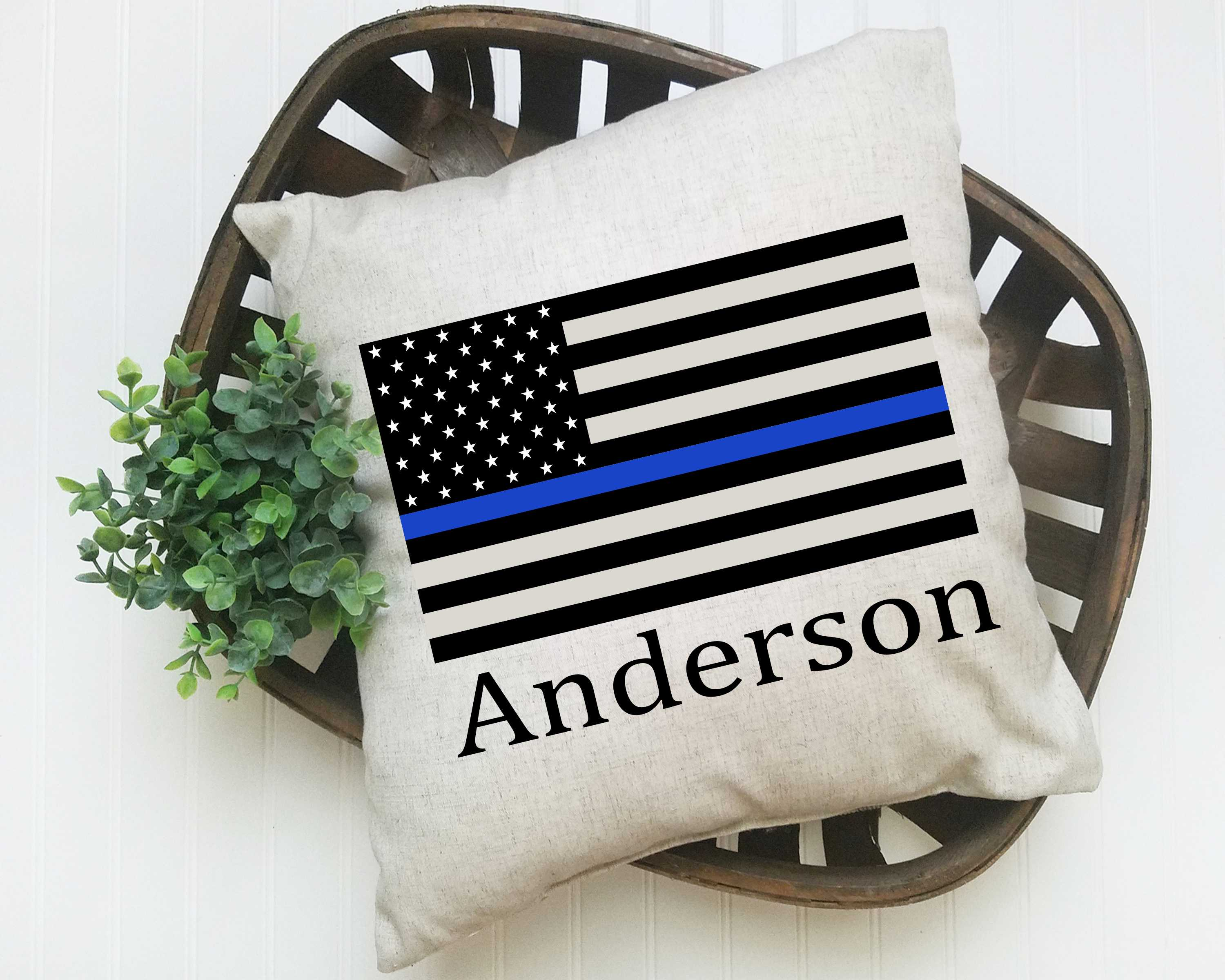Police / Fire / Military Pillows